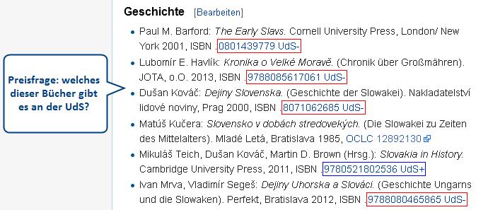 OPAC-Schnellcheck